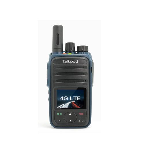 N56 – PTT Ağı Renkli LCD Ekranlı 4G Bas Konuş El Telsizi