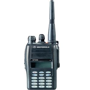 GP388 El Telsizi