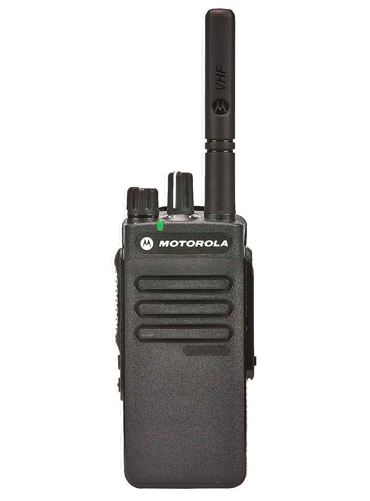 Motorola DP2400 El Telsizi